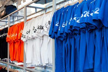 custom t shirts in Brisbane